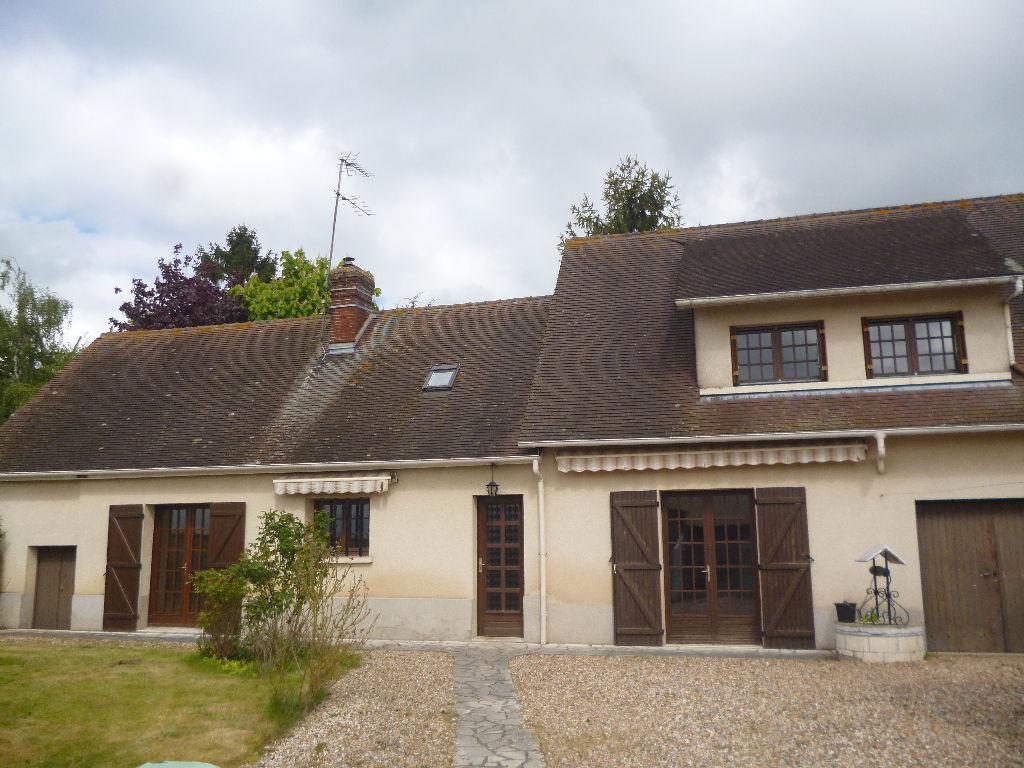 Annonce location maison prey 27220 110 m 840 for Annoncesjaunes fr location maison